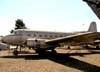 Saab 90A2 Scandia, PP-SQR, ex-VASP, único exemplar preservado no mundo. A VASP operou todos os 18 modelos fabricados pela empresa sueca. (25/07/2008) Foto: Ricardo Rizzo Correia.