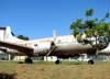 Convair 240, PP-VDG, ex-Varig. Vou nas companhias norte-americanas PanAm, e Northwest com o prefixo N90666 antes de voar no Brasil. Esta aeronave parou de voar em 1968 e permaneceu em Congonhas, São Paulo, treinando comissários até 1976, quando foi recebido pelo Museu Matarazzo. (25/07/2008) Foto: Ricardo Rizzo Correia.