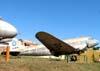 Douglas DC-3, PP-VBK, ex-Varig, onde voou até 1970. (25/07/2008) Foto: Ricardo Rizzo Correia.