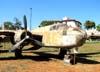North American B-25J Mitchell,  FAB 5070, recebido pela Força Aérea Brasileira no segundo semestre de 1944 até ser incorporado pela Escola de Especialistas da Aeronáutica, em Guaratinguetá, que o enviou para o Museu Matarazzo. (25/07/2008) Foto: Ricardo Rizzo Correia.
