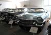 A partir da direita, o Cadillac Coupe De Ville fabricado em 1955, e o Cadillac Eldorado de 1954. (25/07/2008) Foto: Ricardo Rizzo Correia.