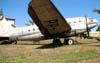 Curtiss C-46A Commando, PP-VCE, ex-Varig e Arruda. (25/07/2008) Foto: Ricardo Rizzo Correia.