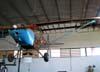 Companhia Aeronáutica Paulista CAP-4 Paulistinha, PP-RXI. (25/07/2008) Foto: Ricardo Rizzo Correia.