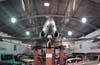 Lockheed AT-33A Shooting Star, FAB 4323. A FAB utilizou 58 AT-33 para treinamento de pilotos de caça entre 1956 e 1975. (25/07/2008) Foto: Ricardo Rizzo Correia.