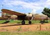 North American B-25J Mitchell,  FAB 5070, recebido pela Força Aérea Brasileira no segundo semestre de 1944 até ser incorporado pela Escola de Especialistas da Aeronáutica, em Guaratinguetá, que o enviou para o Museu Matarazzo. (31/01/2010) Foto: Wesley Minuano.