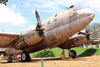 Curtiss C-46A Commando, PP-VCE, ex-Varig e Arruda. (31/01/2010) Foto: Wesley Minuano.