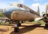 Convair 240, PP-VDG, ex-Varig. Vou nas companhias norte-americanas PanAm, e Northwest com o prefixo N90666 antes de voar no Brasil. Esta aeronave parou de voar em 1968 e permaneceu em Congonhas, São Paulo, treinando comissários até 1976, quando foi recebido pelo Museu Matarazzo. (31/01/2010) Foto: Wesley Minuano.