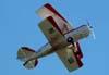 Birenagade, PU-LCG, durante a decolagem.