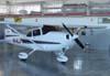 Cessna 172R Skyhawk, PR-ALJ, do senhor João Amaro.