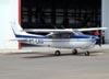 Cessna 210R Centurion II, PT-LKU. (23/10/2011)