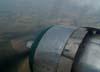 """O Douglas DC-3 """"Rose"""", N101KC, sobrevoando a região entre São Carlos e Rio Claro. (30/08/2007)"""