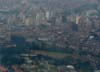 "O Douglas DC-3 ""Rose"", N101KC, sobrevoando a cidade de Limeira. (30/08/2007)"