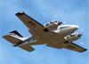 Beechcraft 58TC Baron, PT-OCD. (14/06/2014)