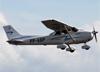 Cessna 172SP Skyhawk, PP-ABP, do Aeroclube de Bragança Paulista. (14/06/2014)