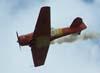 T-6 número 3 da Esquadrilha OI, pilotado pelo Albrecht.