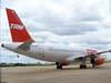 Airbus A-320-232, PR-MBF, da TAM.