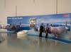 Simuladores de vôo do Spitfire no museu Asas de Um Sonho.