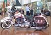 Harley Davidson, uma das paixões do Comandante Rolim.