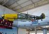 Réplica do Messerschmitt BF-109 do Museu TAM. (07/07/2010)