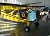 Aeronca 7AC Champion do Museu TAM. (12/08/2011)