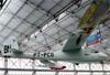 Neiva BN-1, PT-PCG, do Aeroclube de Bauru. (19/03/2014)