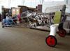 Focke-Wulf Fw 44J Stieglitz pertencente ao Museu TAM. (23/10/2011)
