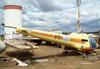 Enstrom F-28 pertencente ao Museu TAM. (23/10/2011)