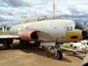 Lockheed T-33 Shooting Star, FAB 4363, pertencente ao Museu TAM. (23/10/2011)