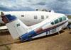 Beechcraft C24R Sierra pertencente ao Museu TAM. (23/10/2011)