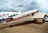 Beechcraft 18 pertencente ao Museu TAM. (23/10/2011)