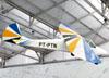 Neiva B Monitor, PT-PTN, do Museu TAM (Ex-Aeroclube Voo a Vela CTA). (23/10/2013)