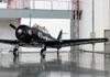 North American SNJ-6, N2118X, do Museu TAM. (26/02/2014)