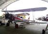 Focke-Wulf Fw 44J Stieglitz pertencente ao Museu TAM. (26/04/2012)
