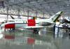 Hawker Siddeley HS-125-403B (VU-93), FAB 2128, do Museu TAM (ex-GEIV da FAB). (31/01/2013)