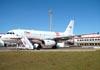 Airbus A319-132, PR-MBW, da TAM.