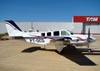 Beechcraft B58TC Baron, PT-OCD.
