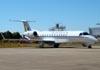 Embraer EMB 135BJ Legacy 600 (VC-99B), FAB 2581, do GTE (Grupo de Transporte Especial) da FAB (Força Aérea Brasileira).