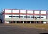 Centro de acolhimento do Museu TAM.