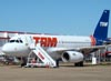 Airbus A319-132, PT-TMD, da TAM.