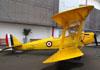 De Havilland DH-82A Tiger Moth, N6353, do Museu TAM. (08/07/2012) Foto: Ricardo Rizzo Correia