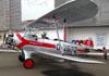 Focke-Wulf Fw 44J Stieglitz do Museu TAM. (08/07/2012) Foto: Ricardo Rizzo Correia