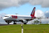 Airbus A320-232, PR-MBP, da TAM. (08/07/2012) Foto: Ricardo Rizzo Correia