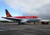 Airbus A318-121, PR-AVL, da Avianca Brasil. (08/07/2012)