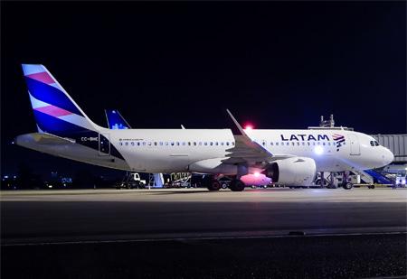 GRUPO LATAM AIRLINES