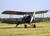 Royal Aircraft Factory S.E.5a (réplica), C-GRJC, do The Great War Flying Museum. (07/06/2009) Foto: Ricardo Dagnone.