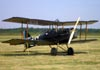 Royal Aircraft Factory SE5A (80% réplica), C-FQGM, do The Great War Flying Museum. (07/06/2009) Foto: Ricardo Dagnone.