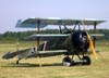 Fokker Dr.1 (réplica), C-GDRI, do The Great War Flying Museum. (07/06/2009) Foto: Ricardo Dagnone.
