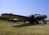 "Boeing B-17G Flying Fortress, N3703G (Chamado ""Memphis Belle""), do Military Aircraft Restoration Corporation. (07/06/2009) Foto: Ricardo Dagnone."