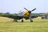 Messerschmitt Bf-109E-4, CF-EML. (07/06/2009) Foto: Ricardo Dagnone.