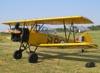 "Fleet Model 16B ""Finch"", CF-GER, do The Tiger Boys' Aeroplane Works & Flying Museum. (07/06/2009) Foto: Ricardo Dagnone."